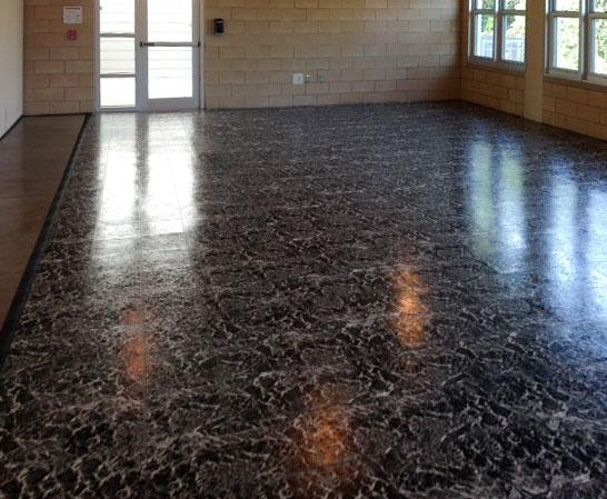 Beautiful ... Black Marble Dance Floor · Large ...