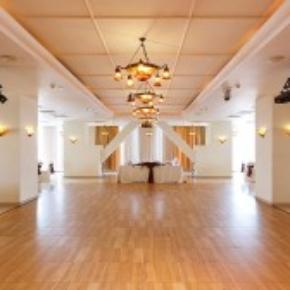 Luxury Maple portable flooring